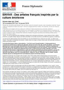 QUENTELO ARTICLE FRANCE DIPLOMATIE